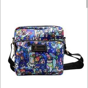 Tokidoki Crystal Kingdom Crossbody Bag & Wallet
